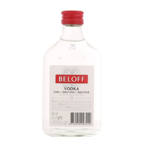 Viin Beloff 37,5% 0,2l