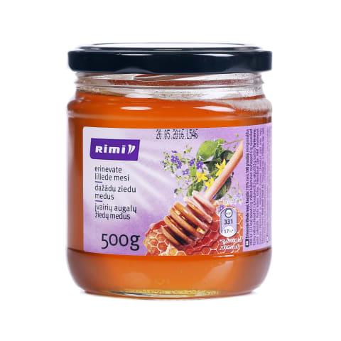 Medus Rimi dažādu ziedu 500g