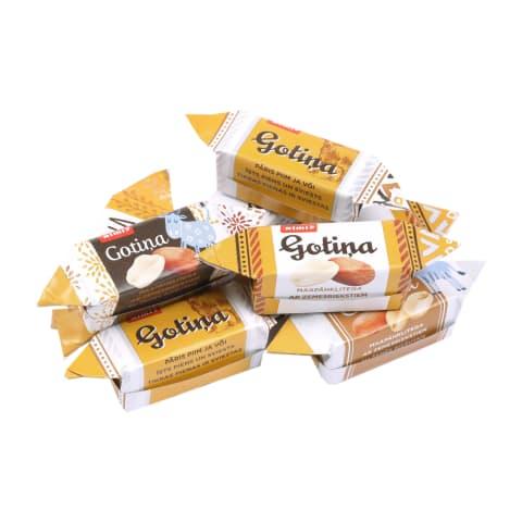 Piimakommid maapähklitega Rimi Gotina kg