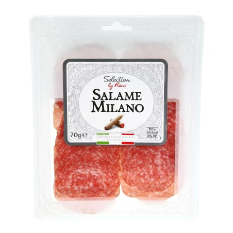 Vytin. saliamis SELECTION BY RIMI MILANO, 70g
