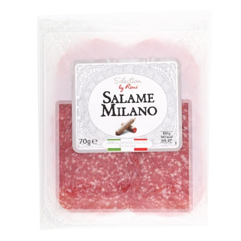 Salami Selection by Rimi milano 70g