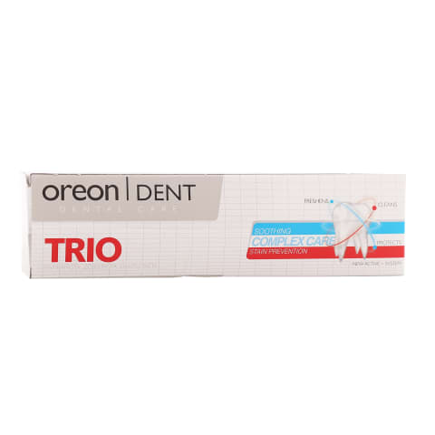 Dantų pasta OREON DENT TRIO, 100 ml