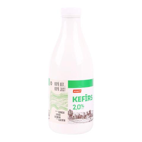Kefīrs Rimi 2% 1kg