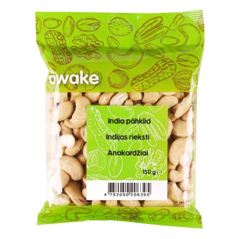 Indijas rieksti Awake 150g