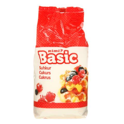 Cukrus RIMI BASIC, 1 kg