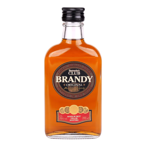 Brendijs Bartender's Club 38% 0,2l