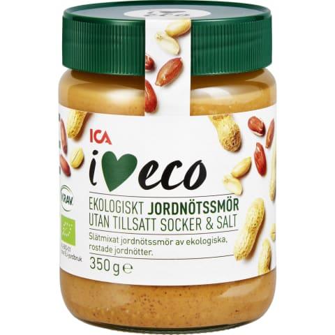 Zemesr. krēms I Love Eco bez sāls,cukura 350g