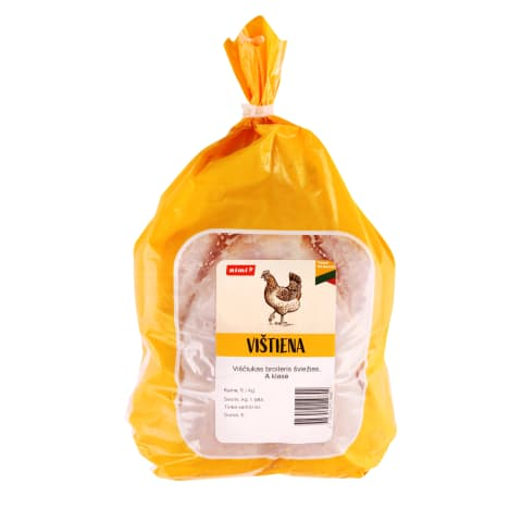 Viščiukas broileris RIMI, 1 kg