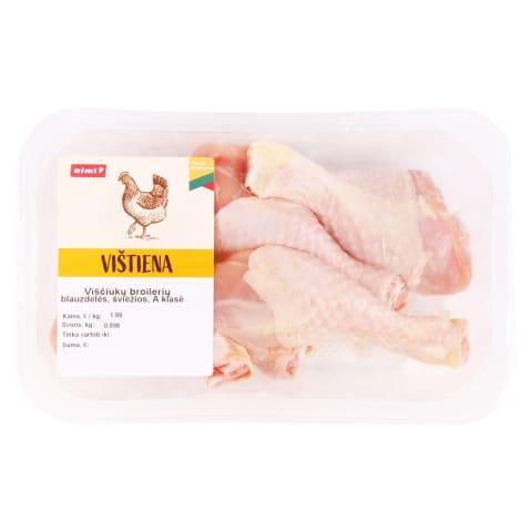 Viščiukų broilerių blauzdelės RIMI,A,1kg