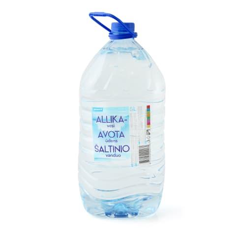 Allikavesi karboniseerimata Rimi 5l