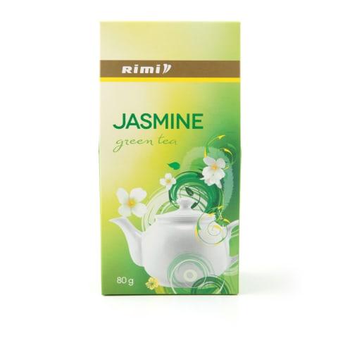 Tēja zaļā Rimi ar jasmīnu ziediem 80g