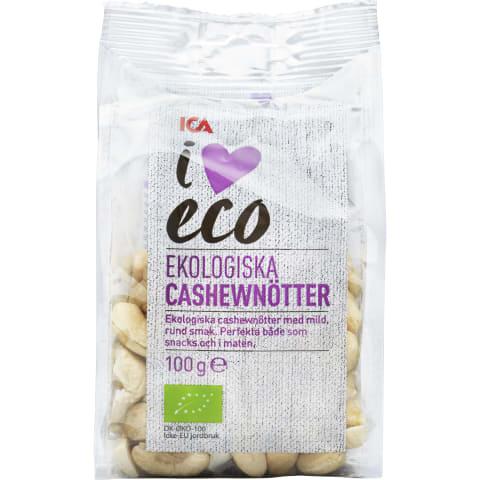 Indijas rieksti I Love Eco 100g