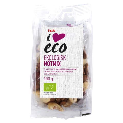 Riekstu maisījums I Love Eco 100g