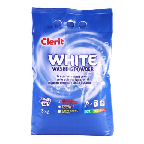 Veļas pulveris Marine White 3kg