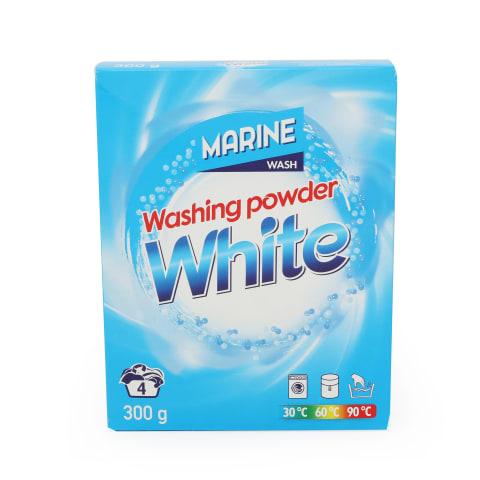 Veļas pulveris Marine White 300g