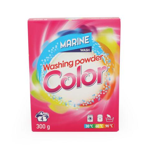 Veļas pulveris Marine Color 300g