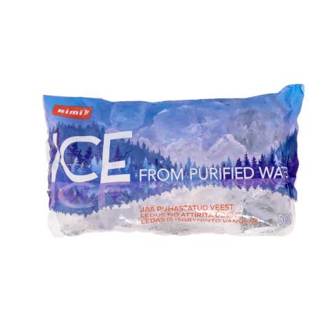Ledus Rimi no attīrīta ūdens 500g