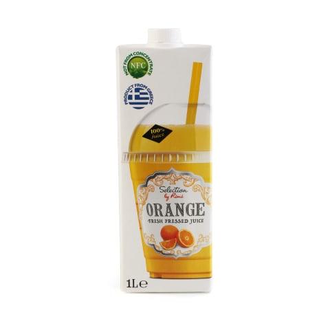 Apelsinų sultys SELECTION BY RIMI (100%), 1l