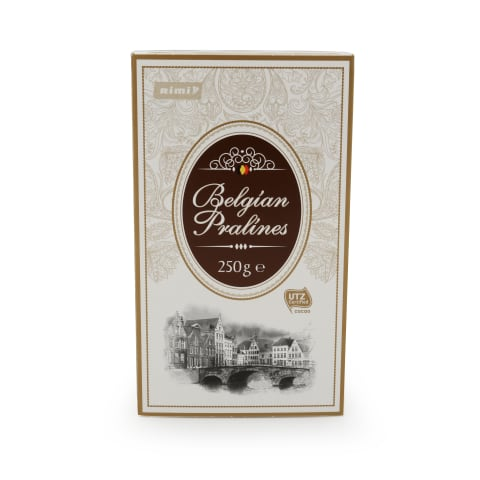 Šokolaadikompvekkide assortii Rimi 250g