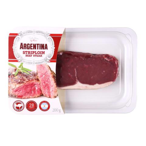 Liellopa plānās filejas steiks 200g