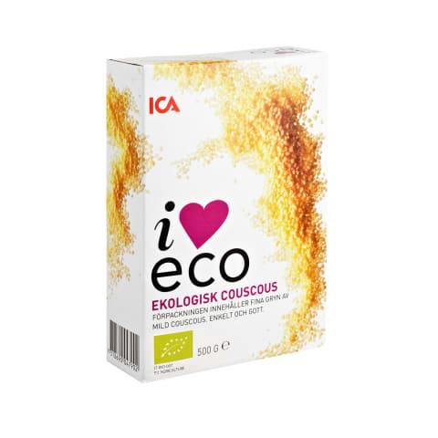 Kuskuss I Love Eco 500g