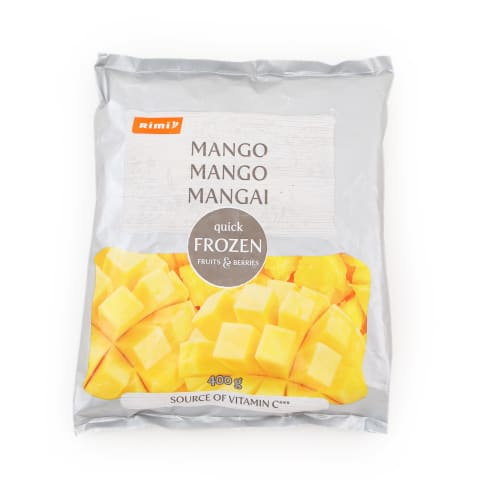 Mango sügavkülmutatud Rimi 400G