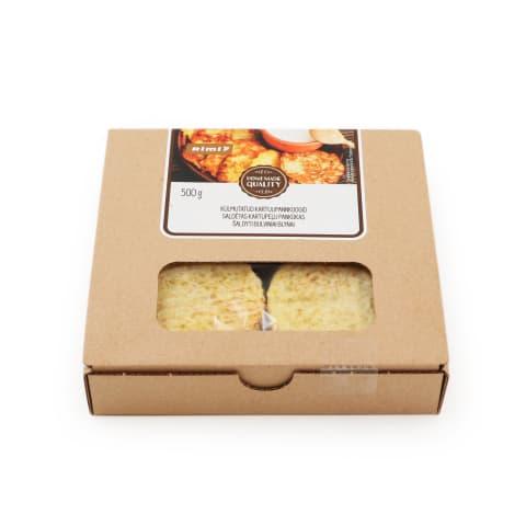 Šaldyti bulviniai blynai RIMI, 500g
