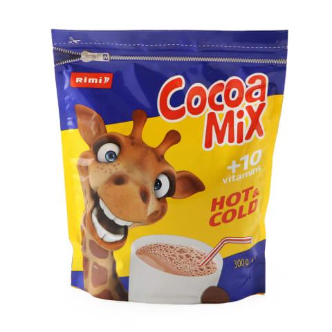 Šķīstošs kakao dzēriens Rimi 300g