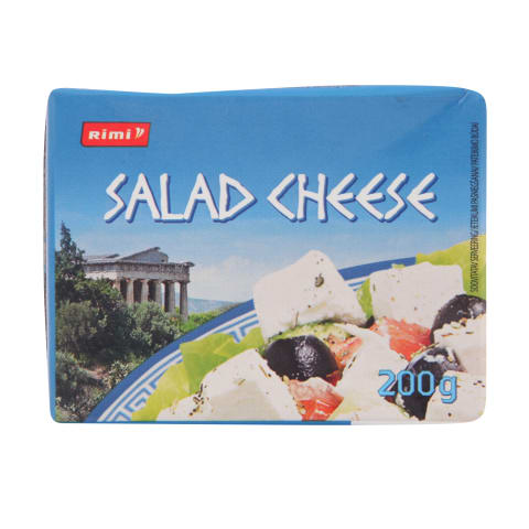Sūris salotoms RIMI, 40% rieb., 200g
