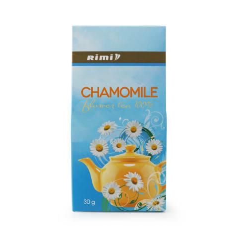 Kumelīšu ziedu tēja Rimi 30g