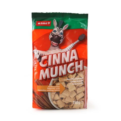 Sausās brokastis Rimi Cinna Munch 250g