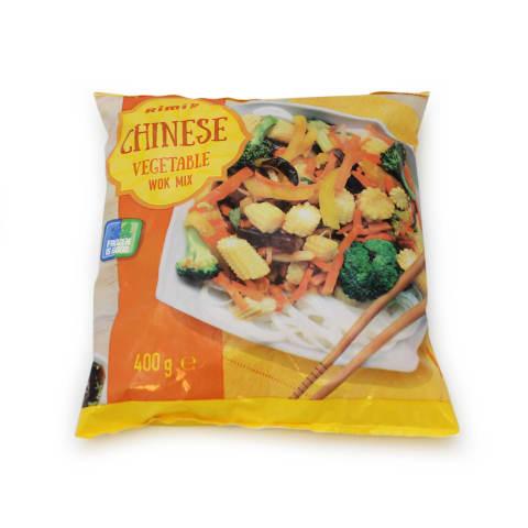Hiinapärane köögiviljasegu praadimiseks
