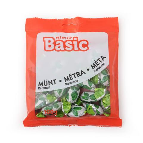 Karamelė mėta RIMI BASIC, 100 g