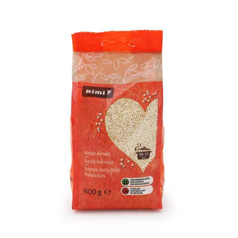 Kvinoja Rimi baltā 400g