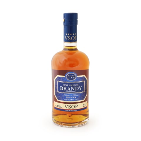 Brendijs Bartender's Club VSOP 36% 0,5l