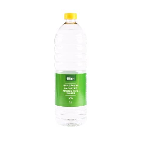 Galda etiķis Rimi Basic 9% 1l