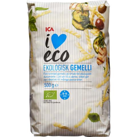 Pasta Gemelli I Love Eco 500g