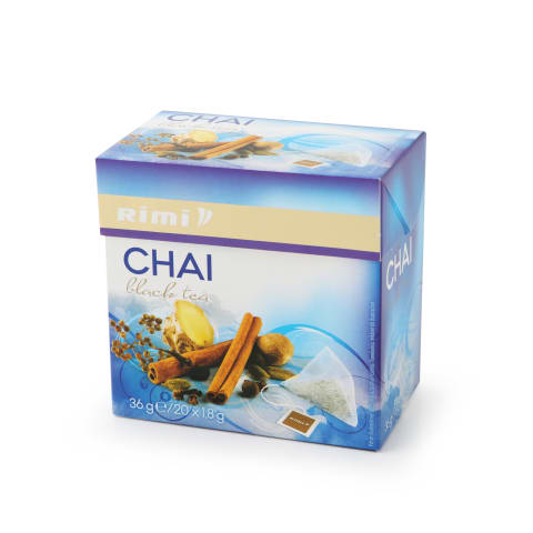 Juodoji arbata RIMI CHAI, 20 vnt., 36g