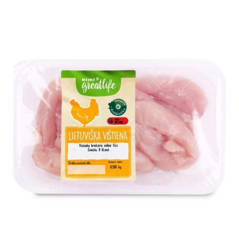 Viščiukų vidinė filė GOOD LIFE, 500 g