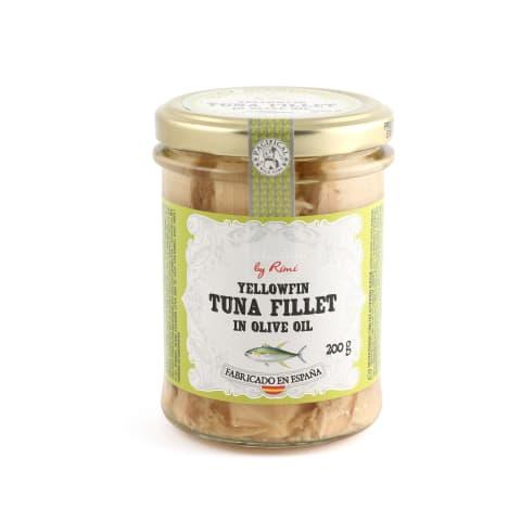 Tunzivs Selection olīveļļā 200g/130g