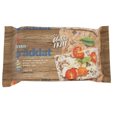 Näkileib ICA gluteenivaba 170g