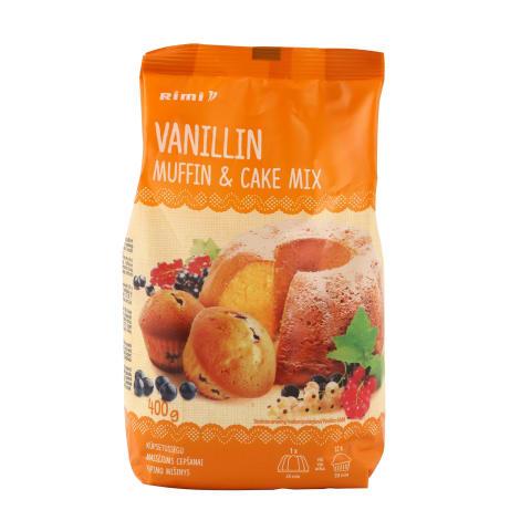 Kepimo mišinys vaniliniam keksui RIMI, 400 g
