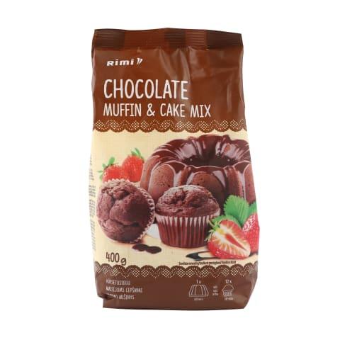 Miltu maisījums Rimi šokolādes kēkss 400 g