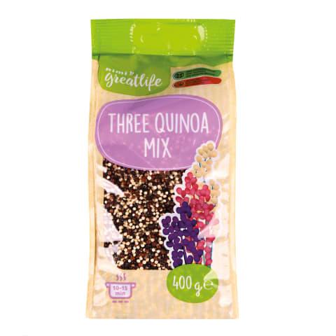 Trīs kvinoju maisījums Rimi GL 400g