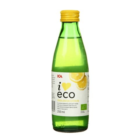 Mahe sidrunimahl I Love Eco 250ml