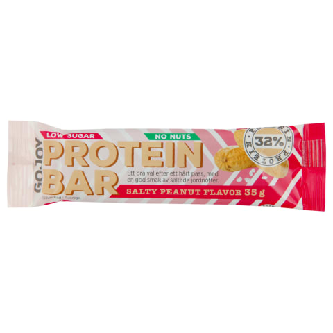 Proteīna batoniņš ICA ar zemesr. garšu 35g