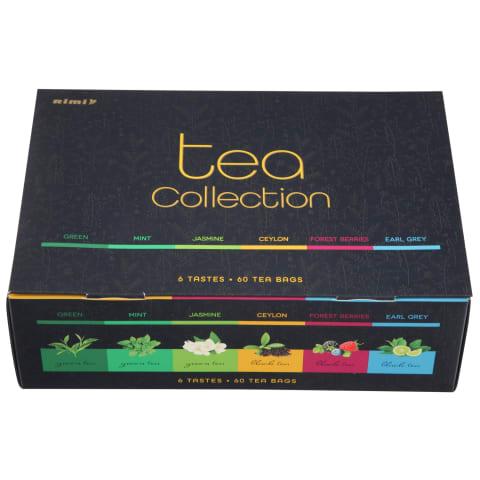 Tējas komplekts Rimi 60TM 120g