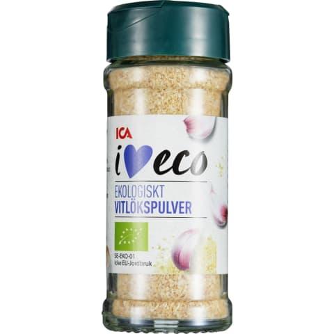 Ķiploku pulveris I Love Eco 49g