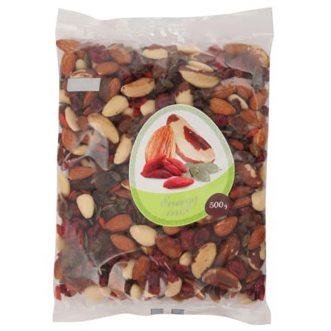 Puuviljade ja pähklite segu Energy Rimi 500g