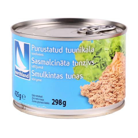 Tunzivs Northland sasmalc.s/s 425g/298g